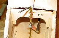 Name: dxi 84.jpg Views: 221 Size: 60.1 KB Description: Rudder linkage...