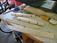 Name: he111 163.jpg Views: 171 Size: 93.3 KB Description: Lightweight tissue (silkspan) doped over wood..