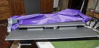 Name: DSC_9344.jpg Views: 29 Size: 1,016.6 KB Description: Skirt removed. Top and bottom hull plates shown with pressure ports.