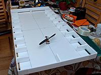 Name: _DSC2508.jpg Views: 202 Size: 760.8 KB Description: Front/rear walls installed.