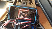 traxxas receiver hook up
