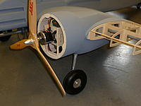 "Name: P1050308.jpg Views: 129 Size: 165.0 KB Description: New 5"" wheels give a better stance"