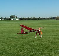 Name: Mike's 1S model in flight.jpg Views: 34 Size: 464.9 KB Description: