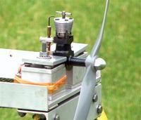 Name: Oliver Jaguar Replica on Test Stand.jpg Views: 283 Size: 51.0 KB Description:
