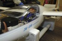 Name: DSC_3822.jpg Views: 92 Size: 52.5 KB Description: Finhsed close-up of cockpit and pilot