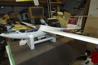 Name: DSC_3823.jpg Views: 104 Size: 70.0 KB Description: Finished DG-600 ready for flying