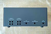 Name: DSC_2591.jpg Views: 191 Size: 168.1 KB Description: Rear of enclosure showing jack, fuse, and power cord placememnts