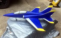 Name: Scorpion V2 a.jpg Views: 12 Size: 2.66 MB Description: Rolling out of the paint booth (garage)