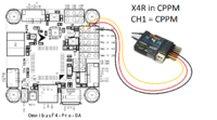 Name: CPPM - Wiring OmnibusF4Pro to X4R CPPM.png Views: 360 Size: 104.8 KB Description: