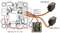 Name: Wiring OmnibusF4Pro to PDB and Servos.png Views: 820 Size: 156.2 KB Description: