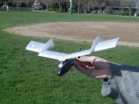 Name: IM000302.jpg Views: 5567 Size: 61.6 KB Description: AeroAce flying wing. Photo credit: Chris Soernsen.