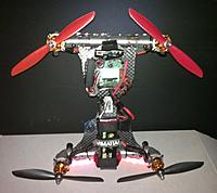 Name: H-Quadcopter-PVC-330mm-Multirotor (1).jpg