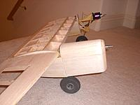 Name: right nacelle.jpg Views: 176 Size: 150.3 KB Description: Right nacelle and outer wing panel.
