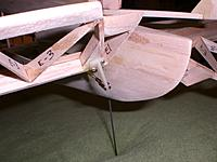 Name: Tail cone.jpg Views: 180 Size: 179.0 KB Description: Nothing says deHavilland like one of these.