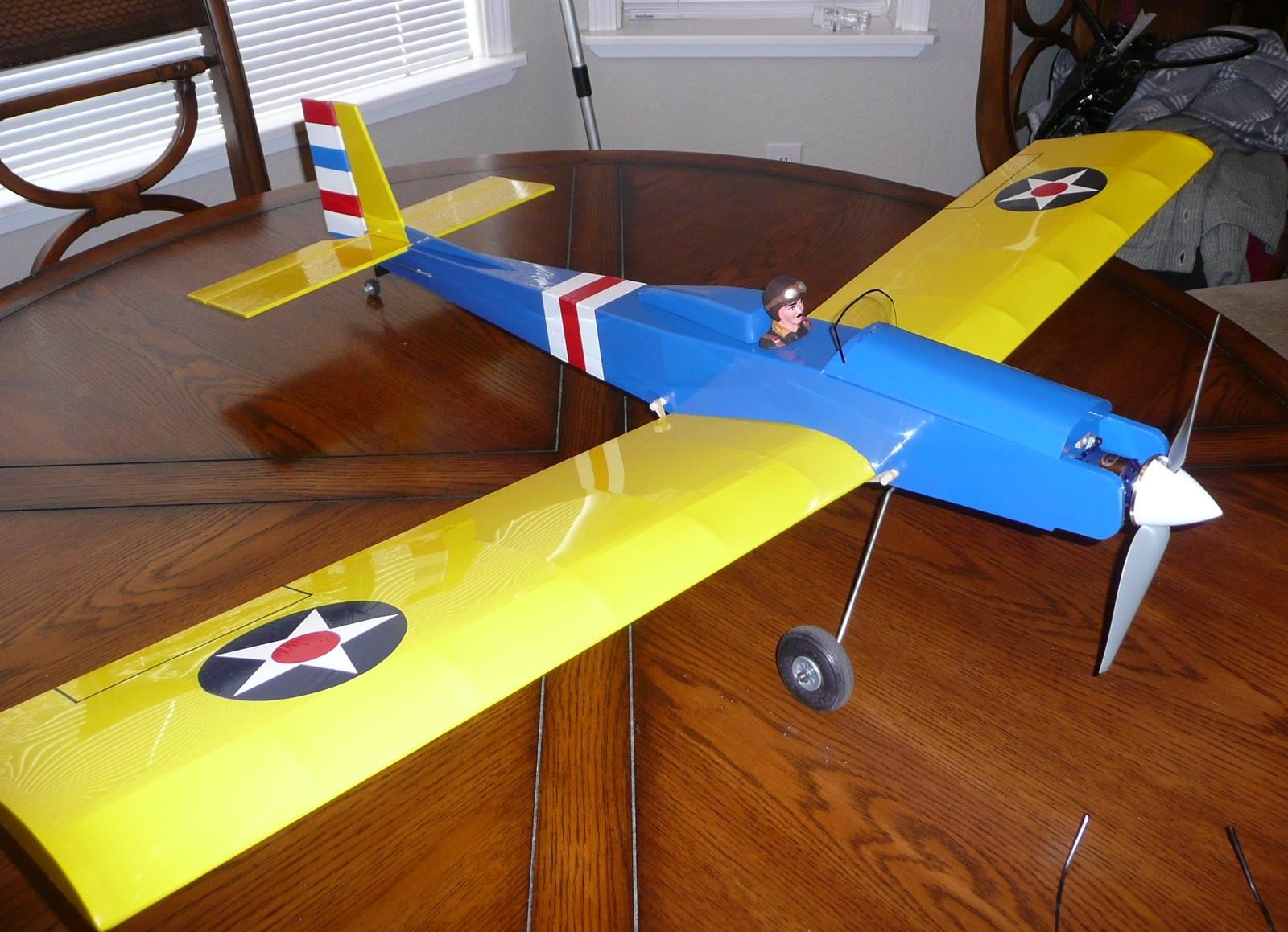 Dollar Tree Foam Board Rc Plane Plans
