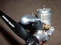 HB  25RC Glow engine with manuals,3 props and muffler - RC Groups