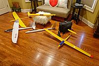 Name: D71_8543_DxO (Large).jpg Views: 224 Size: 439.6 KB Description: Organizing planes in living room before moving out to the truck for the days flying.