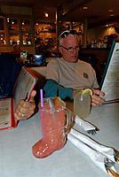 Name: DSC_8096_DxO.jpg Views: 101 Size: 79.9 KB Description: Their strawberry lemonade comes in this boot glass.