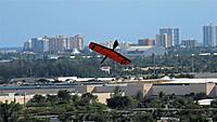 Name: DSC_0277_DxO (Custom).jpg Views: 125 Size: 99.0 KB Description: Raven on another dive, with Goodyear blimp hanger in background.