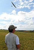 Name: DSC_0405_DxO (Custom).jpg Views: 110 Size: 84.8 KB Description: Paul circles the field with his Vulture.