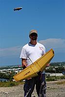 Name: DSC_1131_DxO (Custom).jpg Views: 140 Size: 75.3 KB Description: Paul shows off his new Salsa DHLG wing.