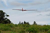 Name: DSC_2514_DxO (Custom).jpg Views: 100 Size: 90.7 KB Description: DJ's Typhoon on landing.  Note keyfob cam on top of plane.
