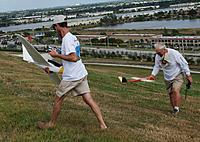 Name: DSC_4738 (Large).jpg Views: 59 Size: 300.3 KB Description: Foot and Ben recovering their planes.