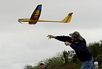 Name: DSC_5069_DxO.jpg Views: 44 Size: 165.1 KB Description: James assists Larry with launching his Elegant.