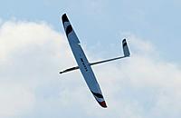 Name: DSC_5221_DxO.jpg Views: 36 Size: 56.5 KB Description: Paul's Vulture, with flaps dropped, starts approach.