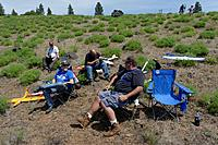 "Name: DSC_1000_DxO.jpg Views: 78 Size: 303.5 KB Description: Our first ""campsite"" at Grayback."