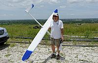 Name: DSC_1658_DxO.jpg Views: 72 Size: 276.6 KB Description: Ben puts his Artemis away after a good flight.