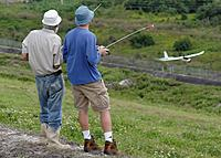 Name: D71_5006_DxO.jpg Views: 89 Size: 356.9 KB Description: Buck and Alejandro work the thermals.