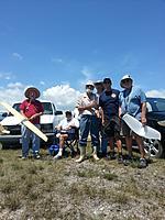 Name: DanLarrySBuckPaulAmedeoRussell.jpg Views: 98 Size: 447.6 KB Description: Some of the crew.