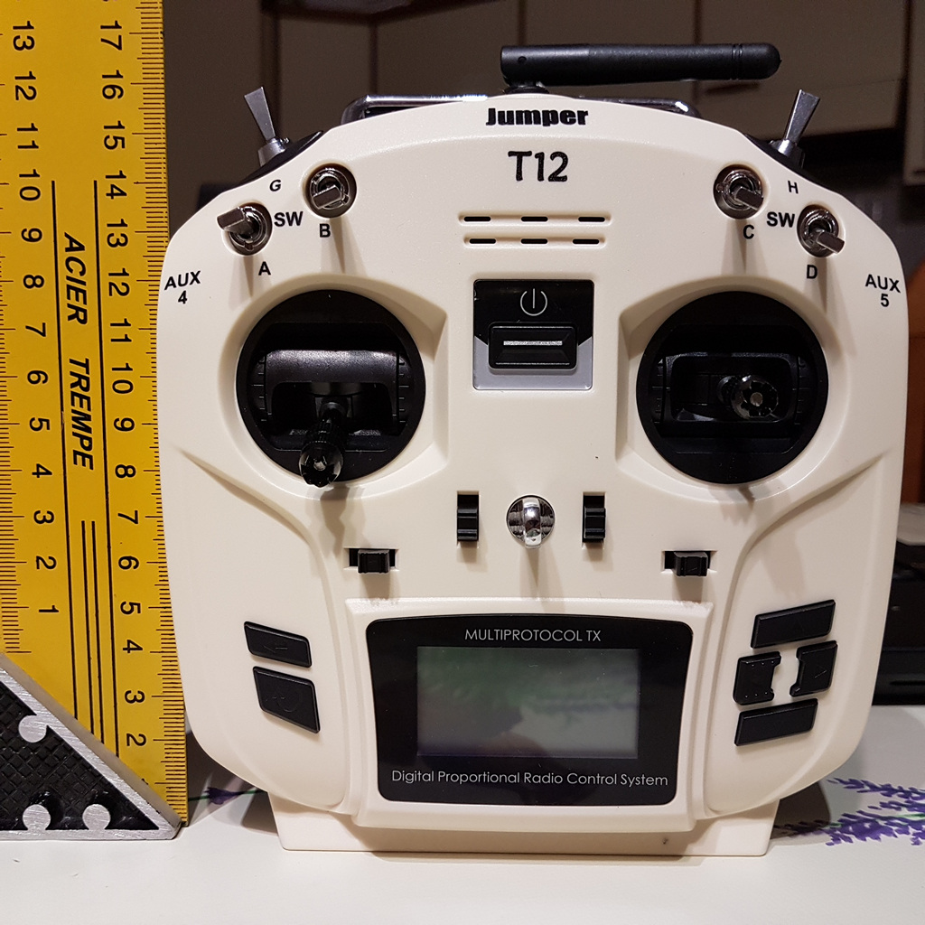 Review of Jumper T12 OpenTX 16CH Radio Transmitter w JP4-in-1 Multi