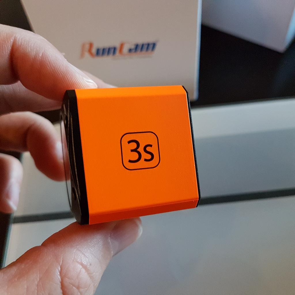 Mini-Review Review of Runcam 3S WIFI 1080p 60fps WDR 160