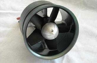 5-Bladed 68mm fan