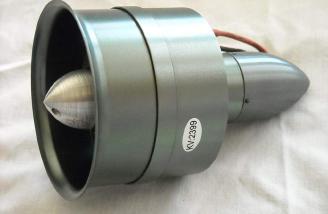 w/ 2399kv motor