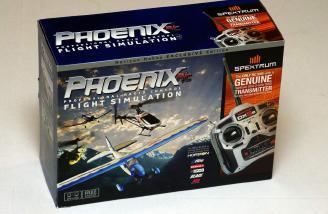 Slotted Foam Phoenix Fly Box