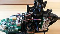 Name: The black servo wire has been re-soldered by me.jpg Views: 7 Size: 674.4 KB Description: The black servo wire has been re-soldered by me