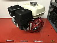 Honda (GX200) Air Cooled 4 Stroke OHV Commercial Grade Engine - 5 5