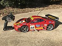 Name: Kyosho Inferno GT Ferrari F430GT Nitro.jpg