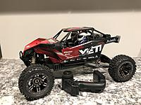 Name: Axial Yeti XL w- 2spd Trans,  XO-1 Electronics &  Loaded w- Hot Racing Upgrades - Local Pu.jpeg