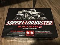Name: NIB Clodbuster Black Editon.jpeg Views: 2 Size: 3.05 MB Description: