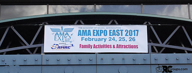 AMA Expo East 2017 - RCGroups.com Coverage