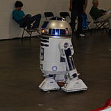 R2D2 was out and about again!