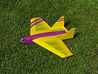 Name: dscf5095.jpg Views: 64 Size: 1.23 MB Description: It needed the markings on the right wing to maintain orientation.