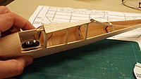 Name: DSCF2035.JPG Views: 9 Size: 2.70 MB Description: Another view.  The fuselage/strip edge is lightly sanded.