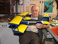 Name: Ellis & Grandpa 91.jpg Views: 127 Size: 774.7 KB Description: The first, Grandpa 91, in October 2004.