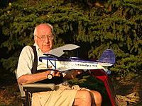 Name: DSCF3007.JPG Views: 126 Size: 479.7 KB Description: This is Grandpa 93, September 2006.