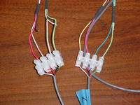 Name: ElecTest2.jpg Views: 615 Size: 120.0 KB Description: I had motors with two different color codes for the wiring. Here is how I wired them up.